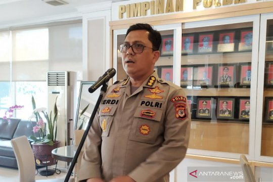 Polisi tangkap penabrak gerbang kantor Polres Tasikmalaya Kota