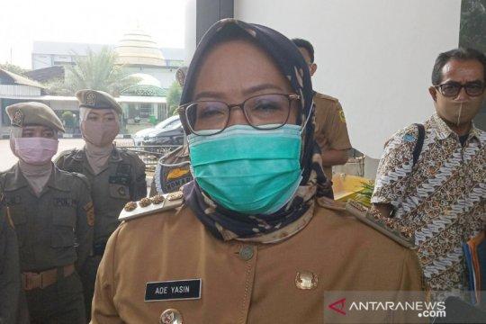 Meski hujan ekstrem, Bupati Bogor katakan masih terkendali