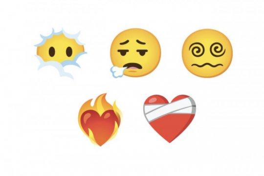 Emoji baru ekspresikan perasaan tahun 2020