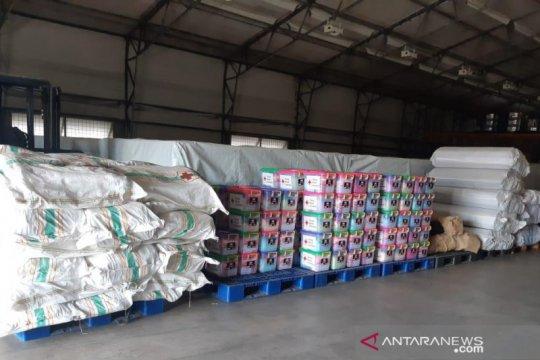 PMI kirim logistik bantuan untuk korban banjir bandang di Sukabumi