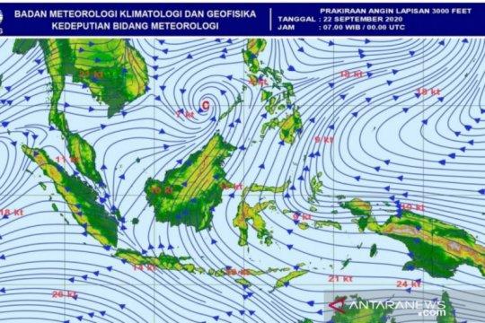 BMKG: Hujan dan angin kencang berpeluang landa wilayah Aceh