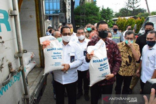 Bulog tegaskan beras bansos lewati kontrol kualitas