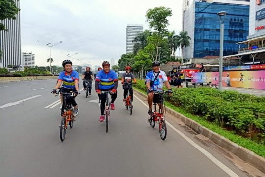 Bike to Work sosialisasikan sepeda untuk transportasi utama