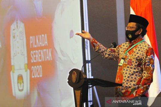 Menko Polhukam: Pilkada tetap digelar 9 Desember 2020
