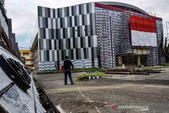 12 arena pertandingan untuk PON Papua selesai direnovasi