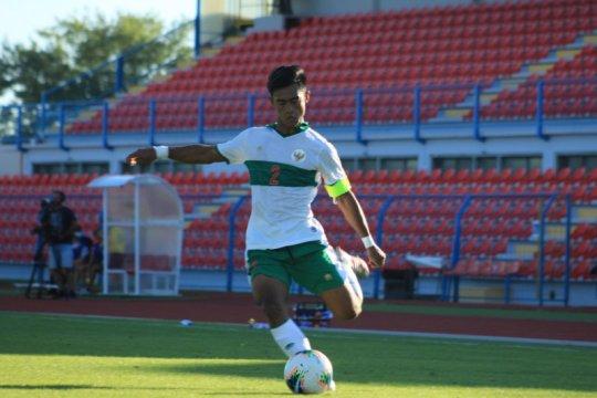 Pratama ungkap lemparan ke dalam spesialnya setelah gol ke Qatar