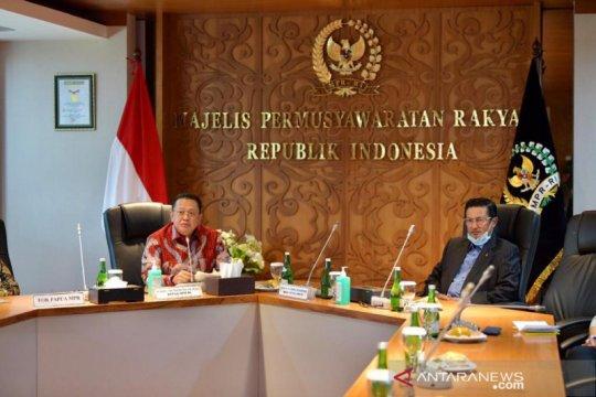 """MPR: Perlu """"grand design"""" pembangunan rekonsiliatif di Papua"""
