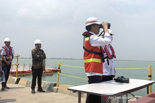 Pelabuhan Patimban siap beroperasi Desember 2020