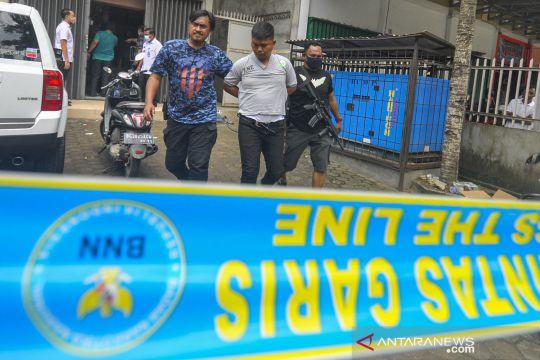 Oknum anggota DPRD Kota Pelembang ditangkap BNN