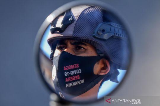 Polda Aceh luncurkan tim pemburu pelanggar protokol kesehatan