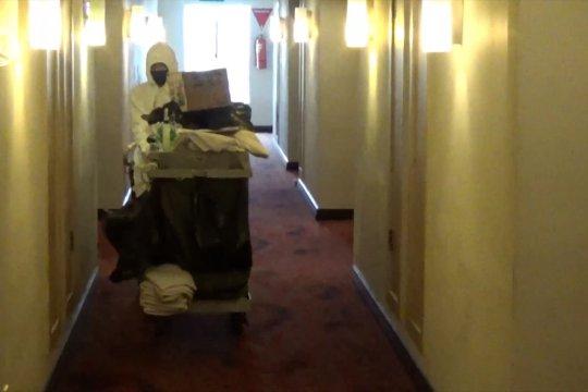 23 karyawan hotel di Padang positif COVID-19 sudah diisolasi
