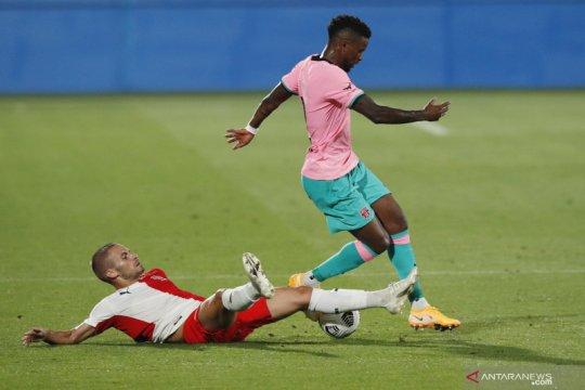 Nelson Semedo tulis salam perpisahan untuk Barcelona