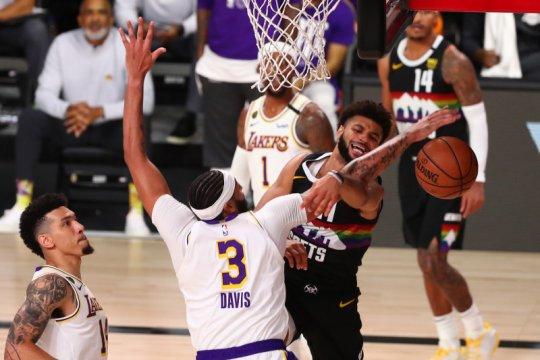 Nuggets kejar defisit lawan Lakers jadi 1-2 dalam final Wilayah Barat