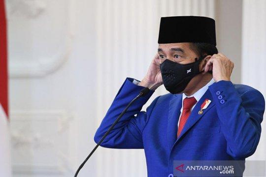 Jokowi tegaskan perlu kesetaraan akses vaksin COVID-19 di Sidang PBB