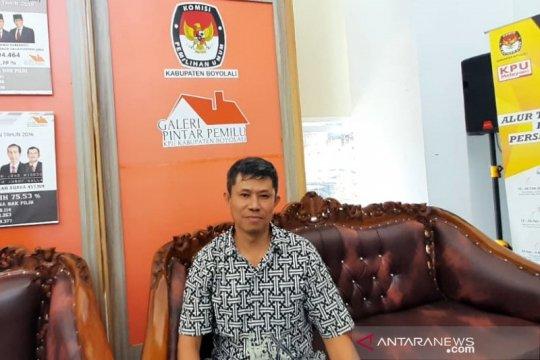 Said-Irawan ditetapkan satu-satunya pasangan calon di Pilkada Boyolali