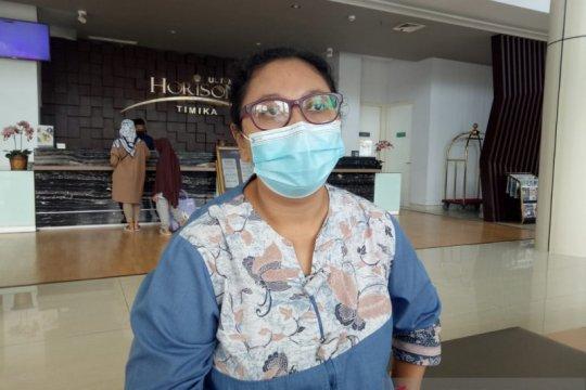 Pasien COVID-19 yang dirawat di RSMM Timika meningkat
