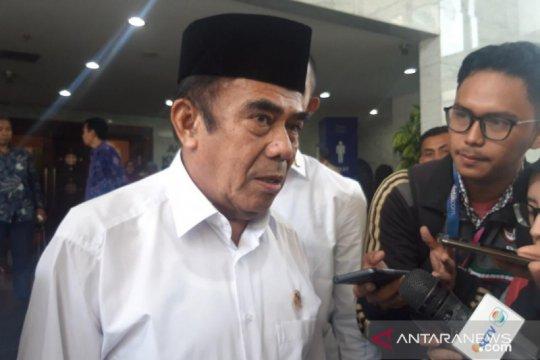 Menteri Agama lakukan tes usap lanjutan Jumat