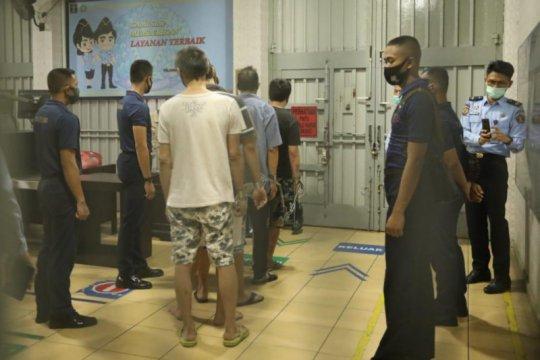 30 napi narkoba Lapas Tangerang dipindah ke Nusakambangan