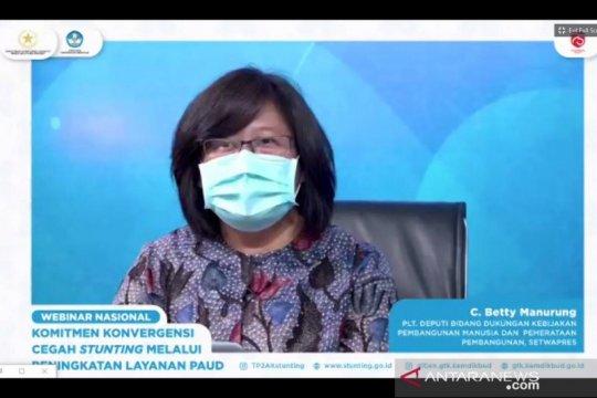 Setwapres: Pencegahan stunting tetap lanjut meskipun pandemi