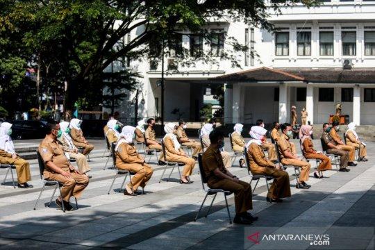 Wakil Wali Kota Bandung sebut seratusan ASN positif COVID-19 sembuh