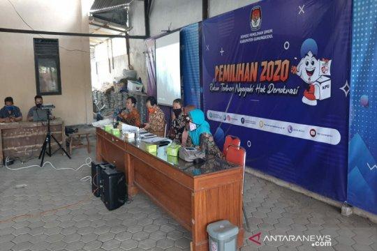 KPU Gunung Kidul tetapkan 4 pasangan calon peserta Pilkada 2020