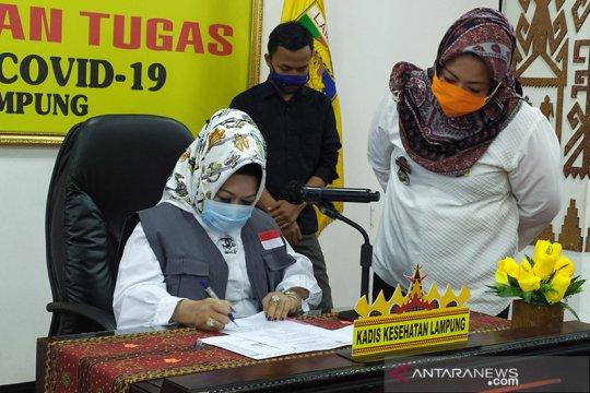 Kasus COVID-19 Lampung bertambah 16 jadi 778 kasus
