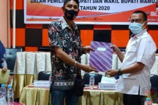 KPU tetapkan dua pasangan calon pilkada Mamuju