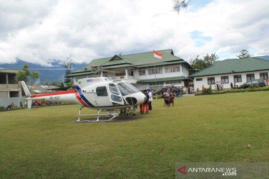 Jayawijaya rawat pasien COVID dari kabupaten tetangga