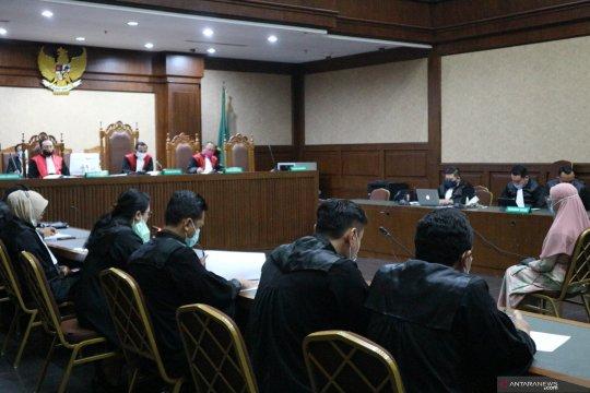 """Jaksa Pinangki didakwa lakukan cuci uang dari """"fee"""" Joko Tjandra"""
