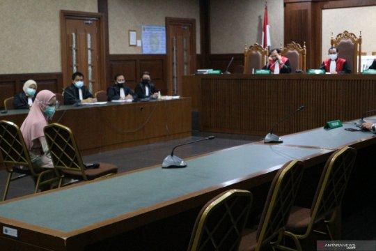 Pinangki didakwa lakukan pemufakatan jahat untuk bantu Joko Tjandra