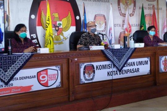Peserta Pilkada Denpasar sepakat tak gelar konser musik saat kampanye