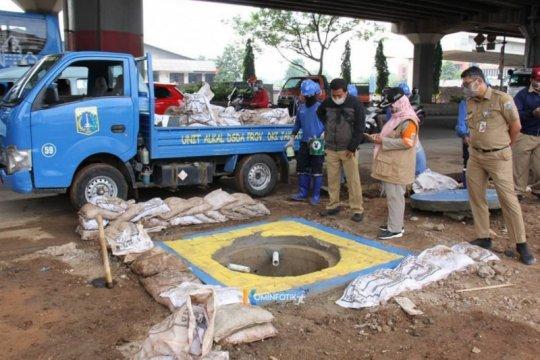 Jaktim perbanyak sumur resapan untuk antisipasi banjir