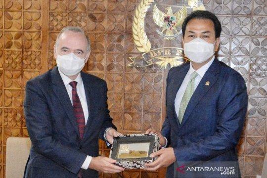 DPR: Indonesia-Prancis punya pandangan sama terkait Indo-Pasifik