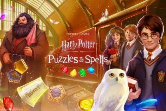 Zynga luncurkan Harry Potter: Puzzles & Spells di seluruh dunia