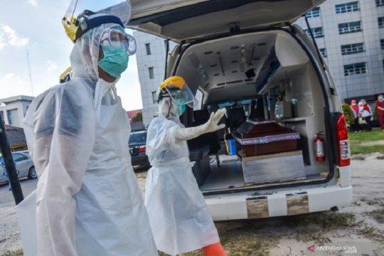Pekanbaru ketambahan 116 kasus COVID-19, lima meninggal