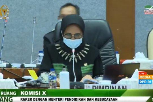 Anggaran Kemendikbud 2021 disepakati Komisi X  Rp81,53 triliun