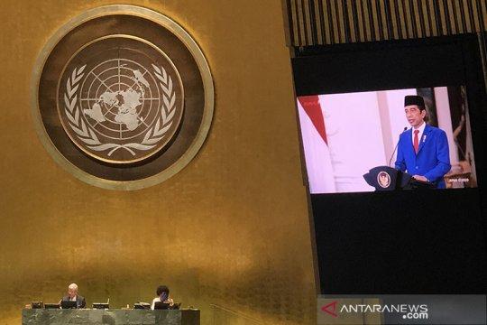 Presiden: Semua negara tanggung jawab jadi bagian kesejahteraan dunia