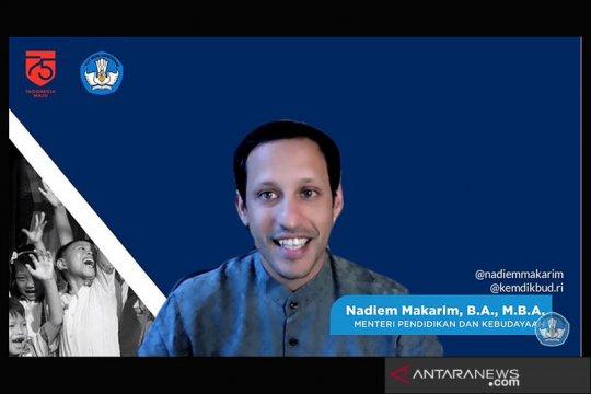 Nadiem Makariem: PAUD kunci pembangunan SDM sepanjang hayat