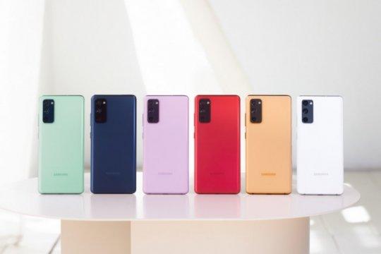 Samsung Galaxy S20 FE resmi meluncur