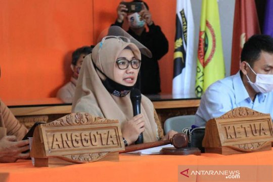 KPU tetapkan empat pasangan calon peserta Pilkada Cianjur 2020