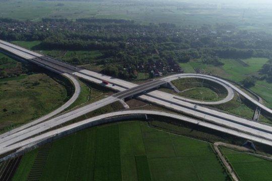 Pembebasan lahan jalan tol Kertosono-Kediri direncanakan awal 2021