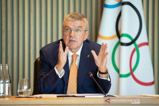 IOC sebut event olahraga bisa digelar tanpa tunggu vaksin