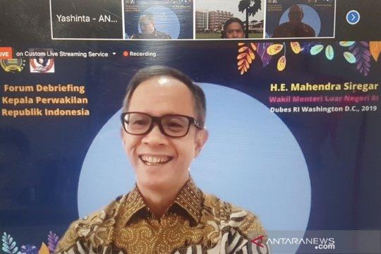 Mahendra: Kematangan demokrasi Indonesia tingkatkan pengaruh