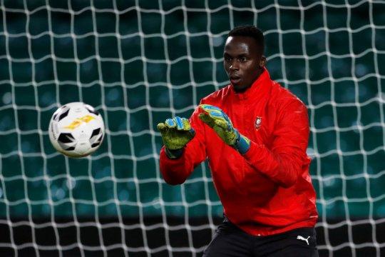 Edouard Mendy dipulangkan timnas Senegal ke Chelsea karena cedera
