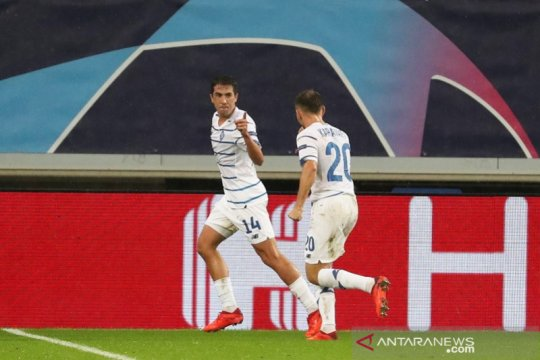 Dynamo Kiev, Olympiakos genggam keunggulan playoff Liga Champions