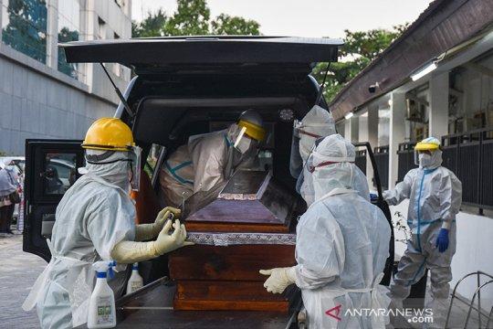 COVID-19 kembali renggut seorang nyawa dokter di Riau