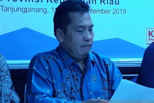 KPU Kepri terpaksa batalkan puluhan undangan cabut undi kandidat