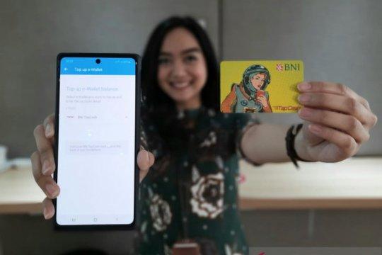 BNI perluas layanan isi ulang uang elektronik di aplikasi BTPN