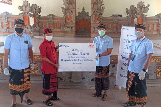 Astra Financial serahkan bantuan 2 ventilator kepada Pemprov Bali