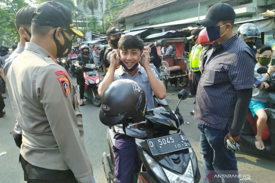 1.015 orang sembuh dari COVID-19 di Kota Bandung